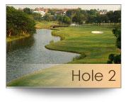 Hole 2 - Signature Hole
