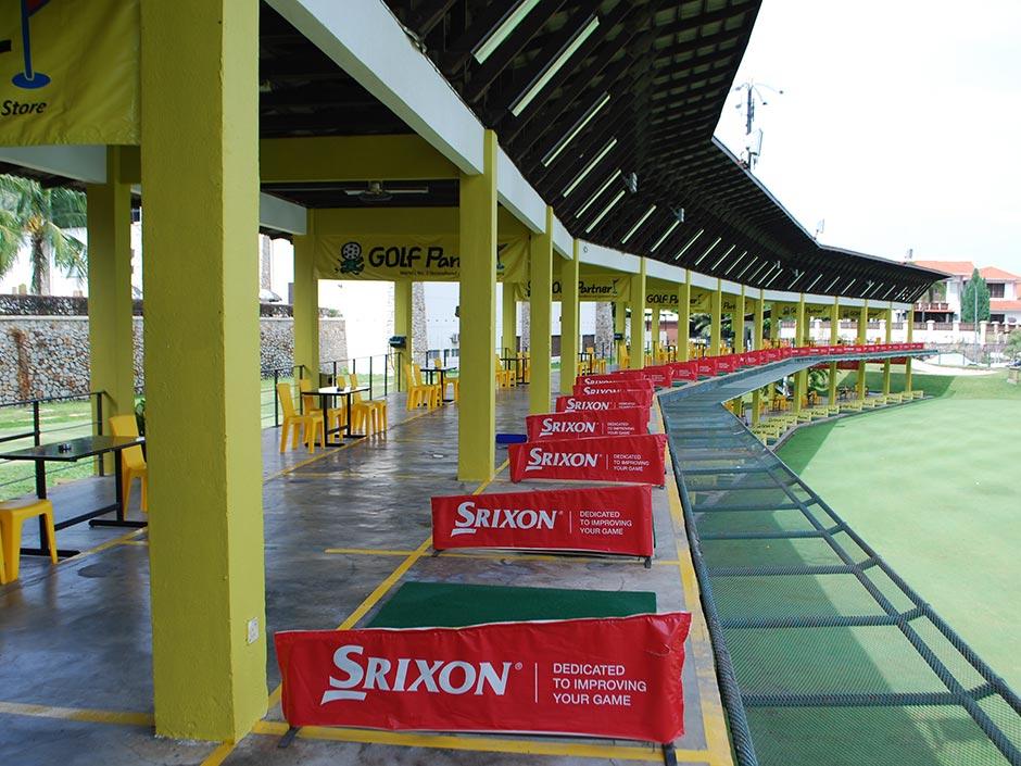 Driving Range – Kota Permai Golf and Country Club